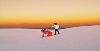 Fotoğraf Çeken Fenomen Çift Uçurumdan Düşerek Öldü