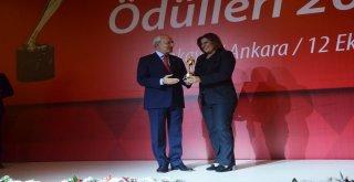 Başkan Çerçioğluna Sodemden Tarım Ödülü