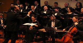 İsmail Dede Efendi Eserleri Konseri Dinleyenleri Mest Etti