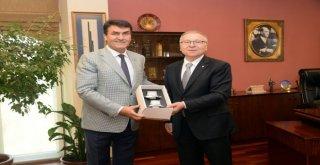 Sanayici Ve İş Adamları Derneklerinden Başkan Dündara Ziyaret