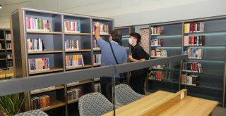 Bursa kütüphanesine kavuştu