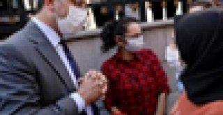 İMAMOĞLU'NDAN PİYALEPAŞA TURUNDA 'DEPREM' MESAJI: 'SİYASETÇİLER SUSSUN, AKIL KONUŞSUN'