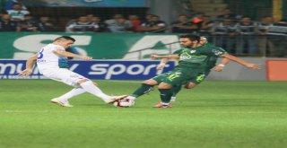 Spor Toto Süper Lig: Çaykur Rizespor: 0 - Bursaspor: 1 (İlk Yarı)