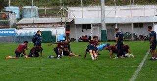 Trabzonspor Yo-Yo Testinden Geçti