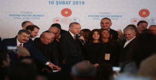 Mevlüt Uysal: Akm, İstanbula Yakışır Bir Eser Olacak