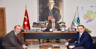 Tüm Yerelsen Genel Başkanından Başkan Albayraka Ziyaret