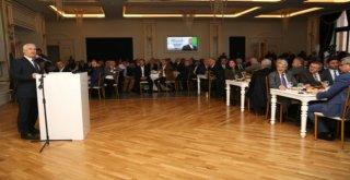 Bozbey Projelerini Millet İttifakı Adaylarına Anlattı