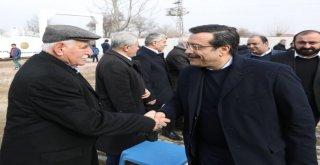 Başkan Atilladan,sur İlçesine Ziyaret