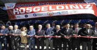 Türel, Antalya İş Fuarını Açtı