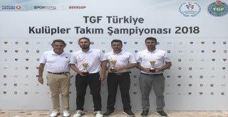 Tgf Türkiye Kulüpler Takım Şampiyonasında Zafer National Golf Kulübünün