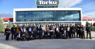 Güney Egeli Kooperatif Ve Birliklerden Geka Öncülüğünde Torku Tesislerine Ziyaret