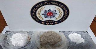 Denizlide Uyuşturucu Operasyonlarında 60 Kişi Gözaltına Alındı