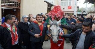 Osmangazide Gelenekler Yaşatılıyor