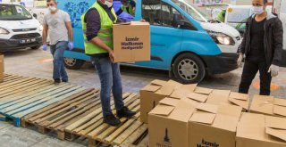 """Başkan Soyer: """"450 bininci gıda paketini dağıttık"""""""