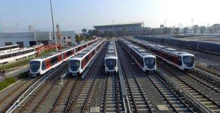 Yeni metro vagonları için depo tesisleri ihalesi yapıldı