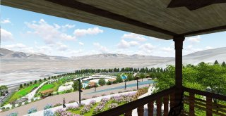 Erzincanda Esentepe Tesisleri Yenileniyor