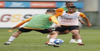 Galatasaray, Lokomotiv Moskova Maçının Hazırlıklarını Sürdürüyor