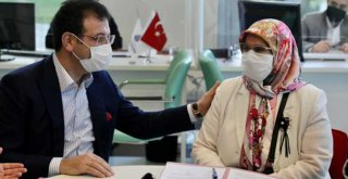 İMAMOĞLU: 'İSTANBUL'A VE TÜRKİYE'YE ÖRNEK BİR İŞ YAPACAĞIZ'