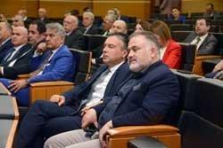 İsoya Büyük Hizmetleri Olan Merhum Fazıl Zobunun Adı Meclis Salonuna Verildi