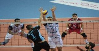 4. Allways Tsyd İzmir Voleybol Turnuvası: Arkasspor: 3 - İkbal Afyon Belediye Yüntaş: 1