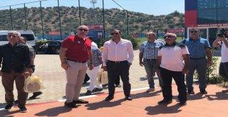 Yeni Malatyaspor İle Altınordu Kulüpleri Arasında Dostluk Köprüsü