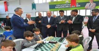 Minik Satranççıların Turnuva Heyecanı