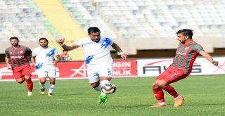 Tff 3. Lig: Karşıyaka: 0 - Altındağ Belediyespor: 1