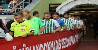 Spor Toto Süper Lig: Atiker Konyaspor: 2 - B.b. Erzurumspor: 1 (İlk Yarı)
