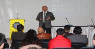 Büyükşehirden Şoför Ve Seyahat Acentelerine İletişim Eğitimi