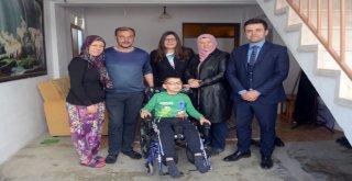 Osmangazide İhtiyaç Sahibi Ailelerin Yüzü Gülüyor