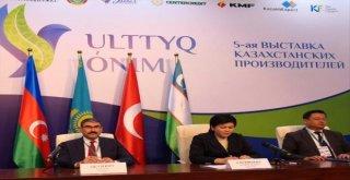 Kosgeb Başkanı Cevahir Uzkurt Kazakistanda
