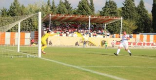 Tff 3. Lig: Erzin Belediyespor: 2 - Nevşehir Belediyespor: 0