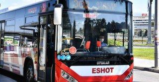 Virüssavar güvenli otobüs İzmirlilerin hizmetinde