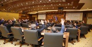 Bursa Büyükşehirin 2018 Yılı Faaliyet Raporuna Onay