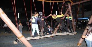 Aydındaki Çocuk Parklarında Güvenlik Sorunu