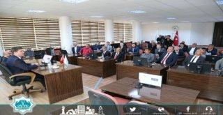 Belediye Başkanı Evren Dinçer Muhtarlarla Buluştu