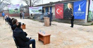 İzmir Büyükşehir Belediyesi'nden çiftçiye tescilli yerli manda