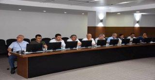 Büyükşehir Belediyesinin Çerkezköydeki Yatırımları Değerlendirildi