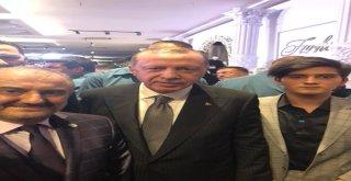 Cumhurbaşkanı Erdoğan, Hacılar Belediye Başkanı Ekiciyi Telefonla Aradı