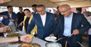 Ak Parti Genel Başkan Yardımcısı Elvan, Bereketli Kazanç Yılı Etkinliğine Katıldı