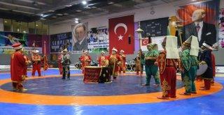 Aba Güreşi Barış Şampiyonası Hatayda Gerçekleştirildi