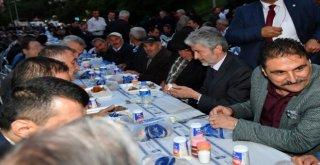 Başkan Tuna Çamlıderede