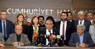 Chp Bursada  Başkan Adaylarını Tanıttı