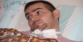 Kaza Sonrası Yatalak Kalan Gencin Tek Umudu Gata