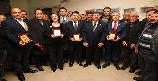 Panayır Gençlik Spor Kulübünden Bozbeye Teşekkür