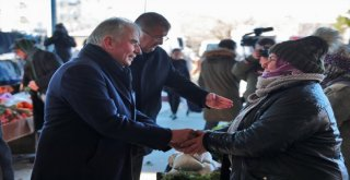 Çivril, Başkan Osman Zolanı Bağrına Bastı