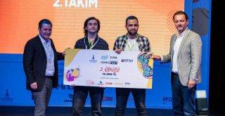 Girişimci gençler ödüllerini aldı
