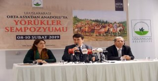 Yörüklerin Tarihi Osmangazide Konuşulacak