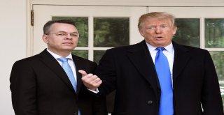 Trump, Rahip Brunson İle Görüştü