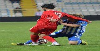 Ziraat Türkiye Kupası: B.b. Erzurumspor: 2 - Keçiörengücü: 2